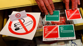 France finds smoking may help you RESIST Covid-19... if you don't mind dying of something else