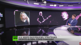 'Propaganda machine says it's OK for there to be Bezos & Zuckerberg': Roger Waters tells RT how media shields Covid-19 villains