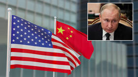 3 heavyweights in the ring: As US-China hostility escalates, what role will be played by the world's other great power, Russia?