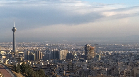 Air pollution in Iran drops due to coronavirus outbreak