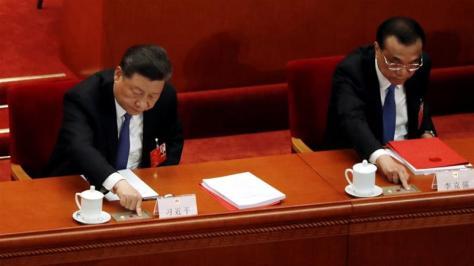 China's parliament approves Hong Kong national security bill